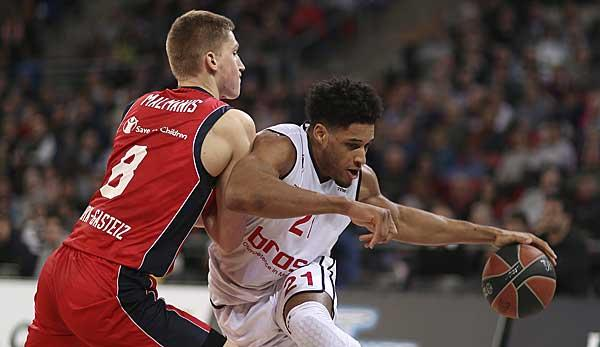 Basketball: EuroLeague: Bamberg verspielt letzte Playoff-Chance