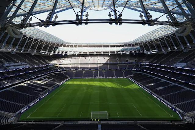 Tottenham's new stadium update: Arsenal could face Spurs in opening fixture as Daniel Levy confirms Wembley stay until March