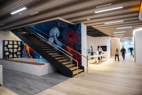 Avanade Embraces a Digital Workplace in New Seattle Office with Aruba Mobile-First Network