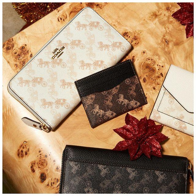 Don't miss the Coach Holiday Sale, which includes tons of styles under $100. Image via Instagram/Coach.