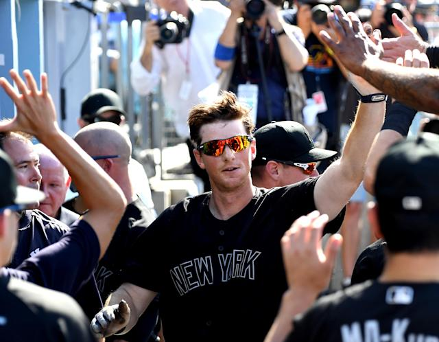 DJ LeMahieu (Photo by Jayne Kamin-Oncea/Getty Images)
