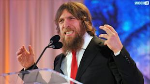 WWE Superstar Daniel Bryan is back after an injury sidelined him for about a year