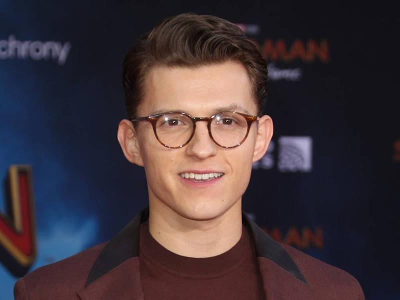 Tom Holland sparks fan frenzy as he debuts shaved head