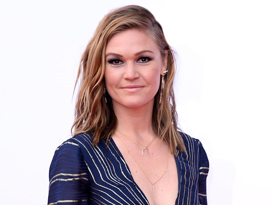 Julia Stiles: '10 Things I Hate About You was an affirmation that it's OK to be intellectual, it's OK to be somewhat serious, especially at that age' (Getty)
