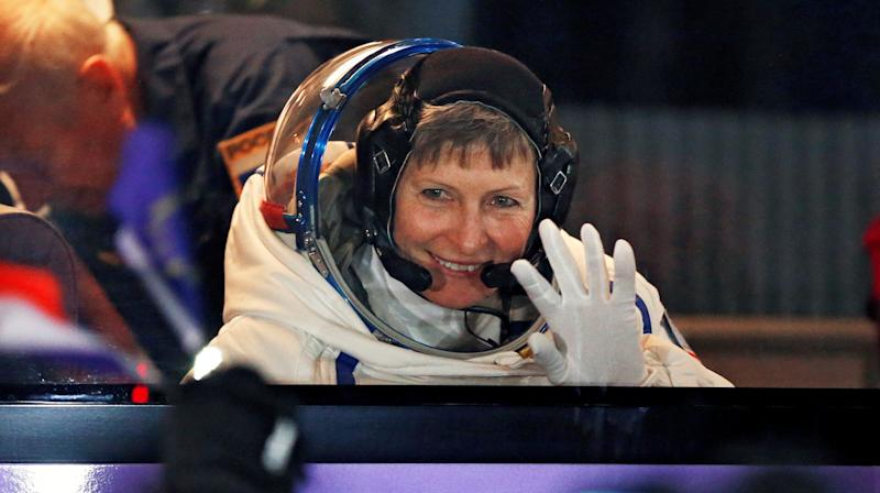 NASA Astronaut Peggy Whitson Has Spent A Record-Breaking 665 Days In Space