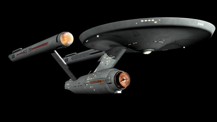 most iconic spaceships stc enterprise