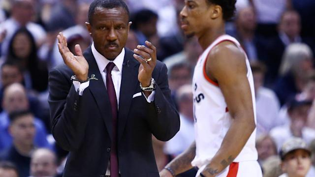 The Detroit Pistons are targeting former Raptors head coach Dwane Casey to fill their vacant coaching job.