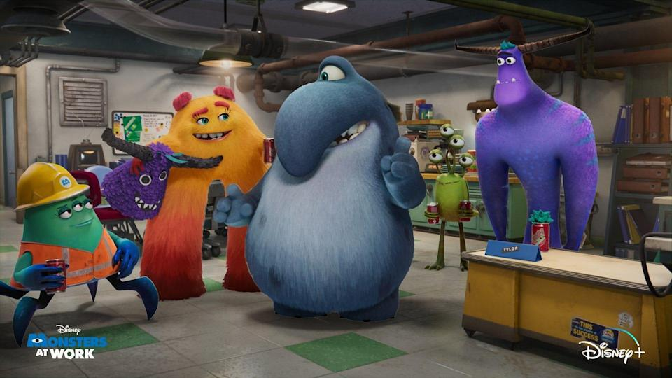 Sulley and Mike now own the Monsters, Incorporated company, which tries to make children laugh instead of scaring them.
