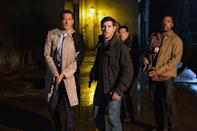 <p><strong><em>Grimm</em><br><br></strong>While <em>Portlandia</em> may be the most spot-on show about Portland, this NBC series was also set in the West Coast city. Featuring a homicide detective who fought off some supernatural forces. It definitely fit with the Keep Portland Weird vibe. </p>