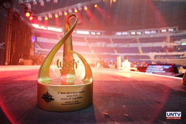 """<p>QUEZON CITY, Philippines – Filipino artists took the center stage at the Big Dome on Tuesday (January 15) for the fourth Wish Music Awards hosted by Wish 107.5. Wish Music Awards aims at recognizing exceptional talents of Filipino artists and their notable contributions to the Philippine music industry. Hailed big winners were Morissette Amon and […]</p> <p>The post <a rel=""""nofollow"""" rel=""""nofollow"""" href=""""https://www.untvweb.com/news/wish-music-awards-winning-artists-chosen-charities/"""">4th Wish Music Awards donates to winning artists' chosen charities</a> appeared first on <a rel=""""nofollow"""" rel=""""nofollow"""" href=""""https://www.untvweb.com/news"""">UNTV News</a>.</p>"""