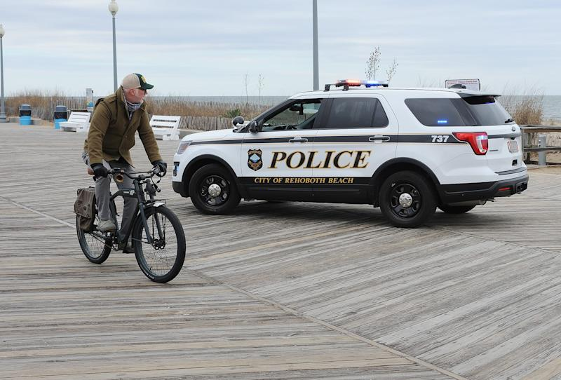 Rehoboth Beach has closed its boardwalk and beach on orders from Delaware Gov. John Carney and is mandating a self-quarantine from out-of-state visitors.