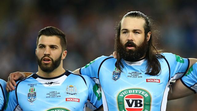 Aaron Woods and James Tedesco appear to be heading for the exit at Wests Tigers after new contract offers were pulled by the club.