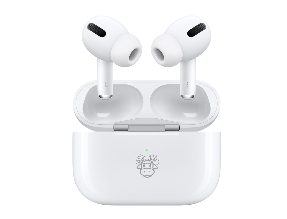 Apple Airpods - Ox. (PHOTO: Apple)