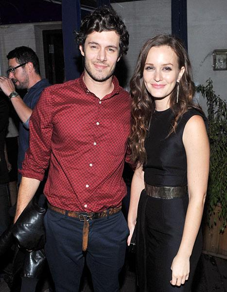 Leighton Meester, Adam Brody Are Engaged! Gossip Girl, OC Alum Dated for Less Than a Year