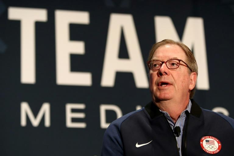 USOC announces chairman Probst to step down at end of year