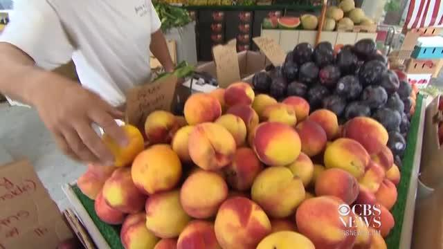 New warning for men who eat non-organic produce