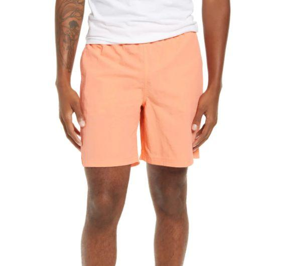 """These <a href=""""https://fave.co/3ognpNU"""" target=""""_blank"""" rel=""""noopener noreferrer"""">BP. Nylon Shorts</a> are available in three colors and sizes S to XL. Find it <a href=""""https://fave.co/3ognpNU"""" target=""""_blank"""" rel=""""noopener noreferrer"""">on sale for $20</a> (normally $29) at Nordstorm."""