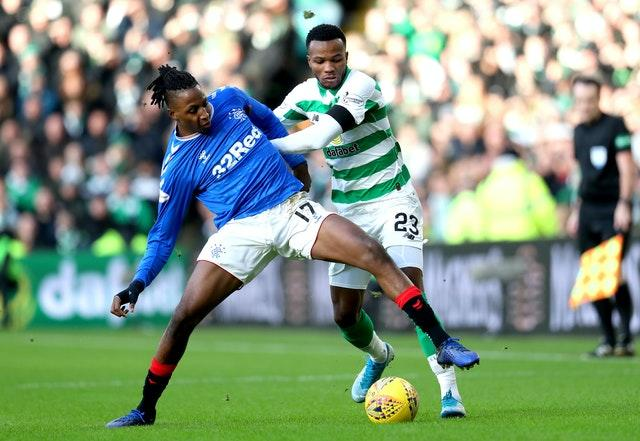 Rangers would still be 10 points behind leaders Celtic if they won their game in hand