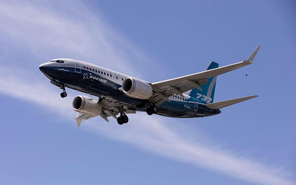 The Boeing 737 Max has been grounded since March 2019 - REUTERS