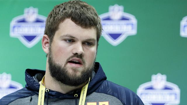 Wisconsin tackle Ryan Ramczyk figured his livelihood would involve wearing a face mask, but not necessarily one attached to an NFL helmet.