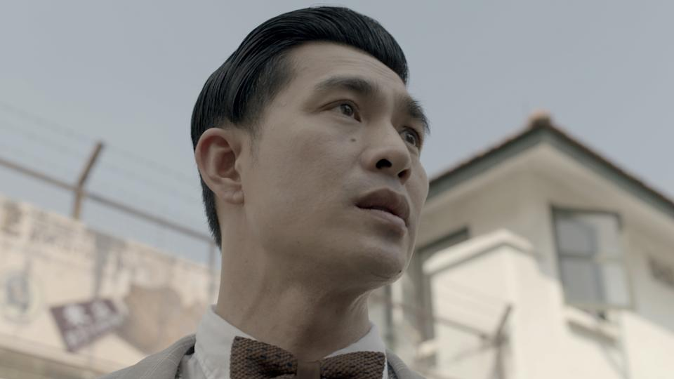 Pierre Png in This Land Is Mine. (Still: Mediacorp)