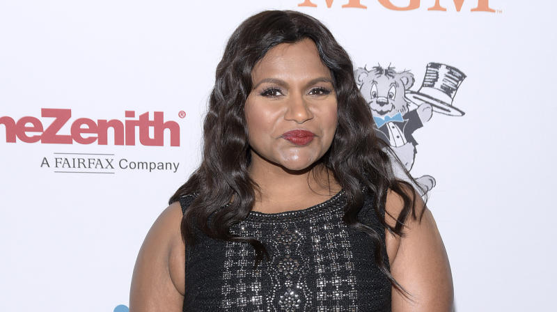 Mindy Kaling Launching Netflix Show Based On Her Experiences As An Indian-American Teen
