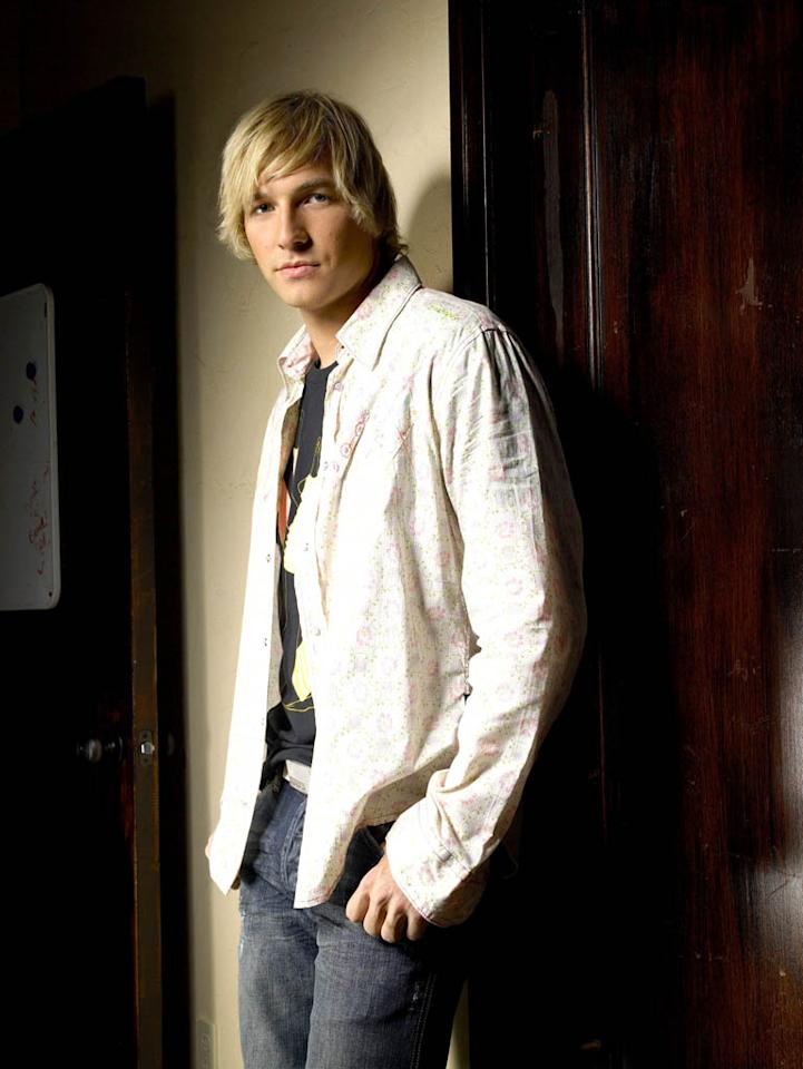 "Ryan Hansen in ""Veronica Mars"" Season 3."