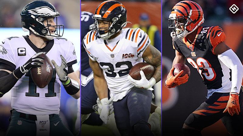 Fantasy Football Breakouts 2020: Best ADP value picks, top draft steals by position