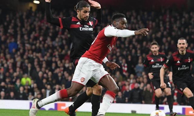 Arsène Wenger will talk to Danny Welbeck if forward dived against Milan