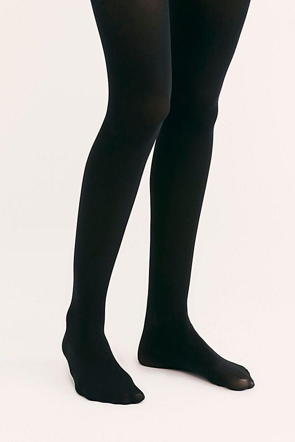 """<p>You'll feel so comfortable in these <a href=""""https://www.popsugar.com/buy/Capezio-1916-Ultra-Soft-Transition-Tights-486884?p_name=Capezio%201916%20Ultra%20Soft%20Transition%20Tights&retailer=freepeople.com&pid=486884&price=16&evar1=fab%3Aus&evar9=45741368&evar98=https%3A%2F%2Fwww.popsugar.com%2Ffashion%2Fphoto-gallery%2F45741368%2Fimage%2F46572760%2FCapezio-1916-Ultra-Soft-Transition-Tights&list1=shopping%2Caccessories%2Ctights%2Cwinter%2Cwinter%20fashion&prop13=mobile&pdata=1"""" rel=""""nofollow"""" data-shoppable-link=""""1"""" target=""""_blank"""" class=""""ga-track"""" data-ga-category=""""Related"""" data-ga-label=""""https://www.freepeople.com/shop/capezio-1916-ultra-soft-transition-tights/?category=tights&amp;color=001"""" data-ga-action=""""In-Line Links"""">Capezio 1916 Ultra Soft Transition Tights</a> ($16).</p>"""