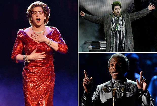 Tony Awards 2019 Watch Every Musical Performance Hadestown Beetlejuice Tootsie And More