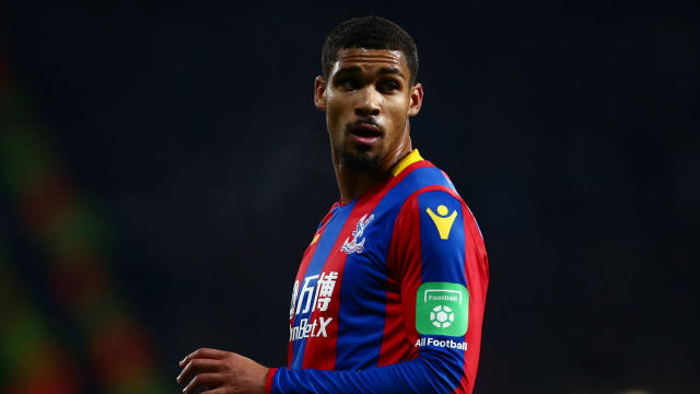 The midfielder has spent the season on loan at Crystal Palace, and may well remain at the club this summer, if a permanent deal can be agreed