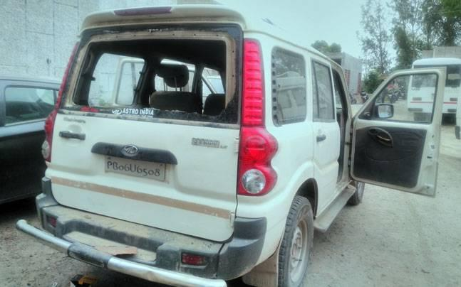 Suspicious SUV in Pathankot sends police into a tizzy