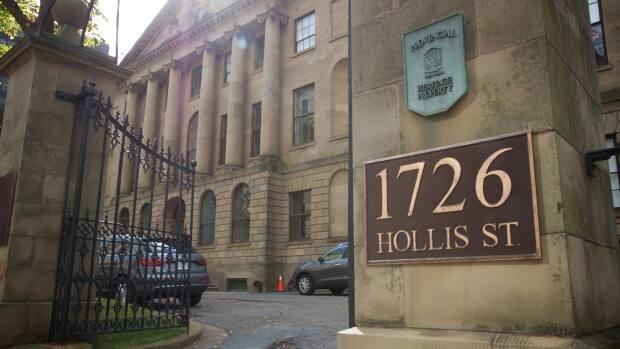 MLAs haven't gathered together in Province House in Halifax for 20 months. (Robert Short/CBC - image credit)