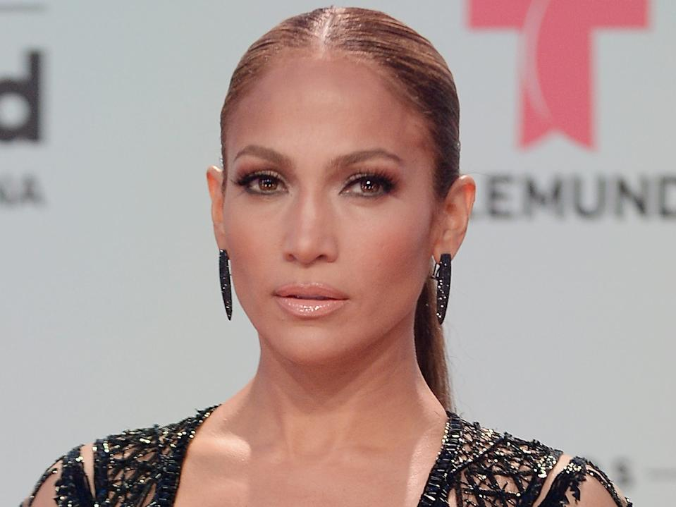 Jennifer Lopez said she embraced her body and wasn't really fazed by the negative comments.