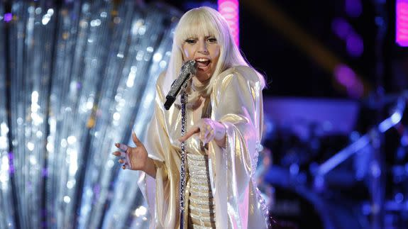 Lady Gaga's Charity Doesn't Seem to Do a Whole lot of Charity