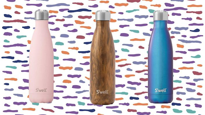 These deals on one of our favorite water bottles has us feeling swell.