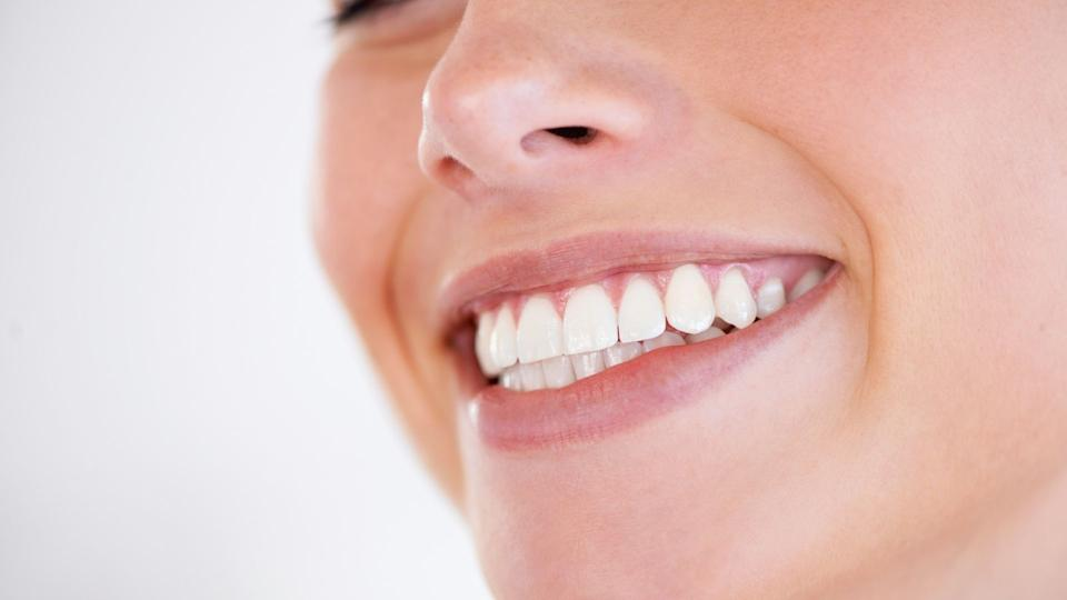 Fairywill's Teeth Whitening kit promises a brighter smile. Image via Getty Images.