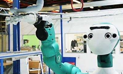Ocado to use 'C-3PO' robot in its warehouses