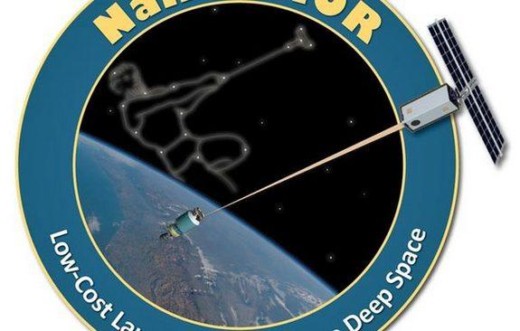 The NanoTHOR project aims for rocket stages to use tethers to toss tiny satellites into space.