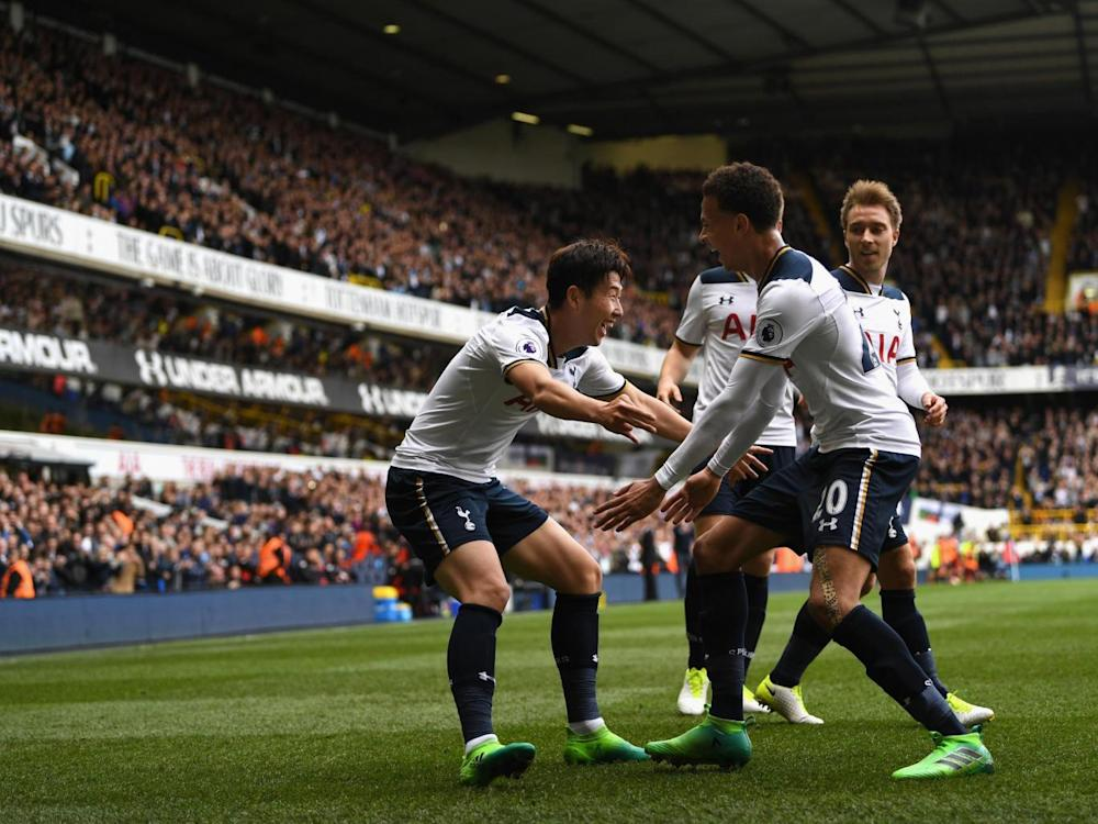 Tottenham are on the cusp of winning a trophy (Getty)