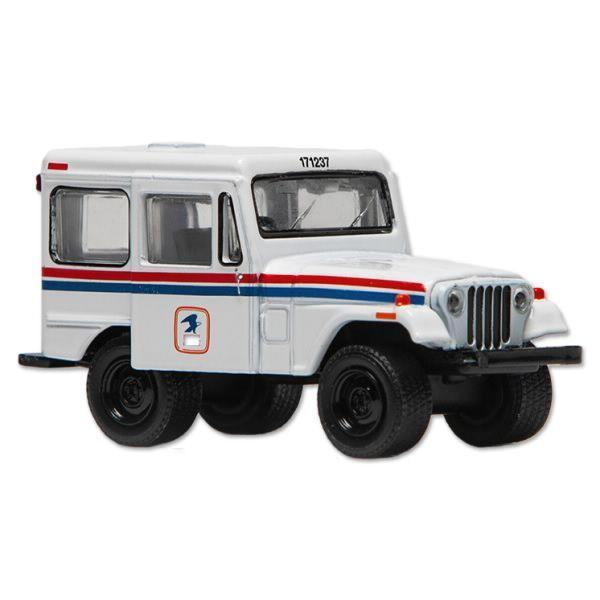 """<p>usps.com</p><p><strong>$5.99</strong></p><p><a href=""""https://store.usps.com/store/product/stamp-gifts/1971-usps-jeep-white-P_843172"""" rel=""""nofollow noopener"""" target=""""_blank"""" data-ylk=""""slk:Buy Now"""" class=""""link rapid-noclick-resp"""">Buy Now</a></p><p>Treat your youngster to this limited edition <a href=""""https://www.caranddriver.com/news/a33566067/usps-postal-jeep-toys-shop/"""" rel=""""nofollow noopener"""" target=""""_blank"""" data-ylk=""""slk:USPS mail Jeep die-cast toy"""" class=""""link rapid-noclick-resp"""">USPS mail Jeep die-cast toy</a> and support the American postal service all in one fell swoop. This white mail truck is roughly the same size as the Hot Wheels and Matchbox cars your little auto enthusiast already has, and doesn't their little make-believe town need a mailman? We think so.</p>"""