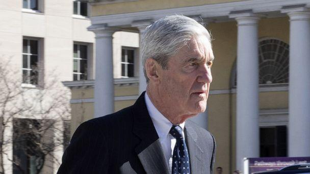 PHOTO: Special CounselRobert Mueller leaves after attending church on March 24, 2019 in Washington, D.C. (Tasos Katopodis/Getty Images, FILE)