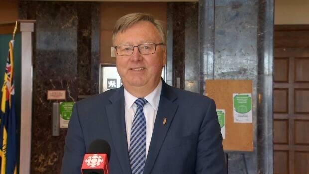 PC MHA Tony Wakeham says he's struck by the increase in spending in this year's budget.