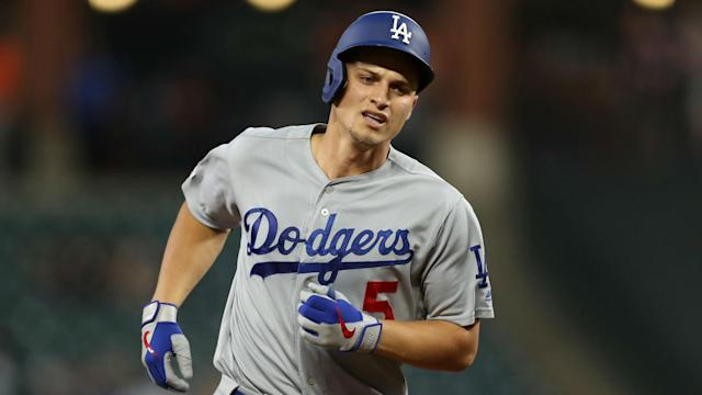 A 7-3 victory over the Baltimore Orioles maintained the Los Angeles Dodgers' stranglehold on the MLB's NL West.