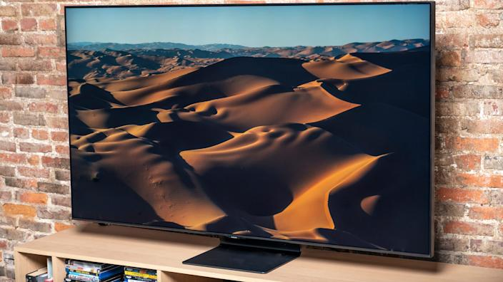 The Samsung Q90T QLED 4K TV is not only one of the best quantum dot TVs we've reviewed in 2020, it's one of the best TVs of the year—period.