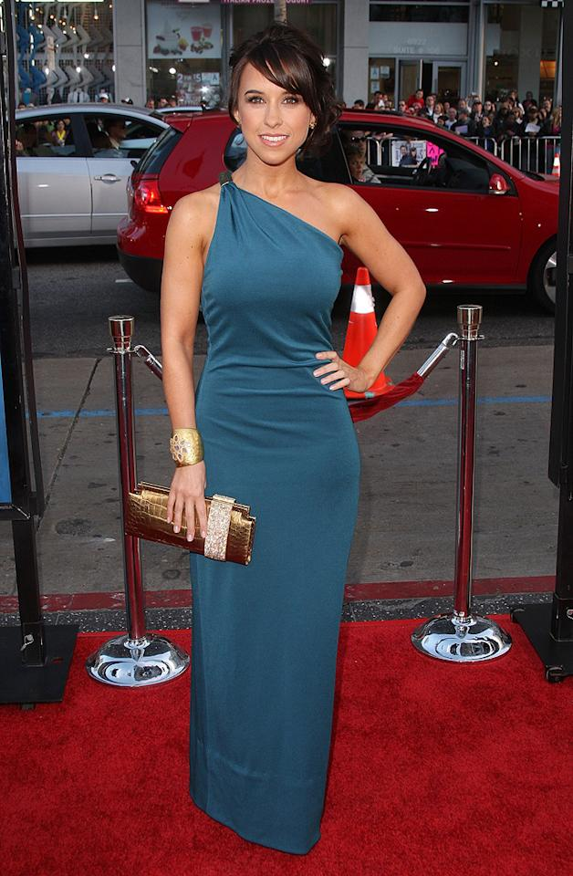 "<a href=""http://movies.yahoo.com/movie/contributor/1800282258"">Lacey Chabert</a> at the Los Angeles premiere of <a href=""http://movies.yahoo.com/movie/1809994768/info"">Ghosts of Girlfriends Past</a> - 04/27/2009"