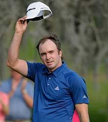 Martin Laird overcame a shaky start at Bay Hill to post his second tour victory