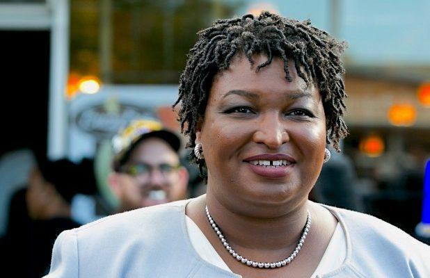 Stacey Abrams to Produce CBS Drama Based on Her Romance Novel 'Never Tell'