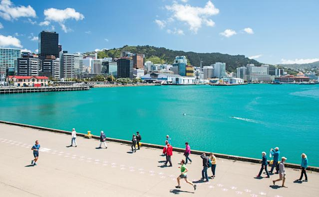 <p>No. 22: Wellington, New Zealand<br>Cost of a date: $105.70<br>(Flickr/<span>Andrea Schaffer</span>) </p>